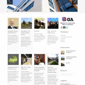 Blog GA Accueil